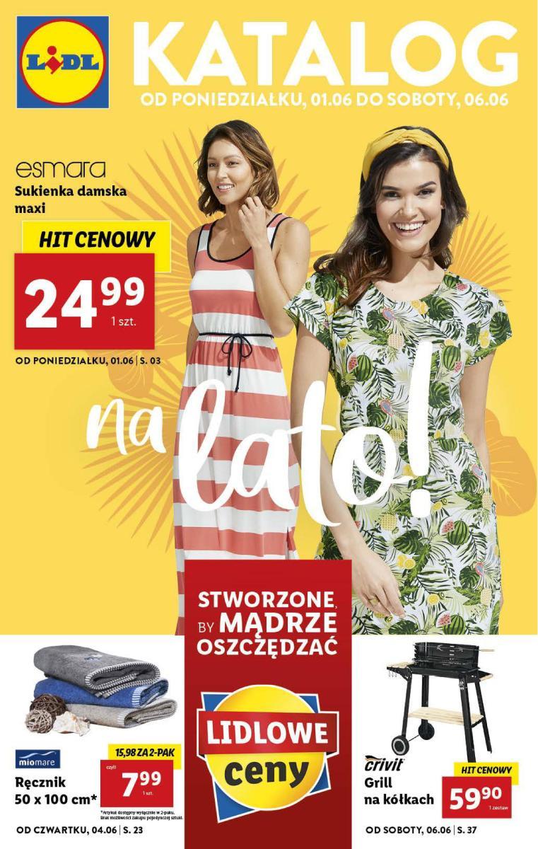 Gazetka Lidl - Katalog