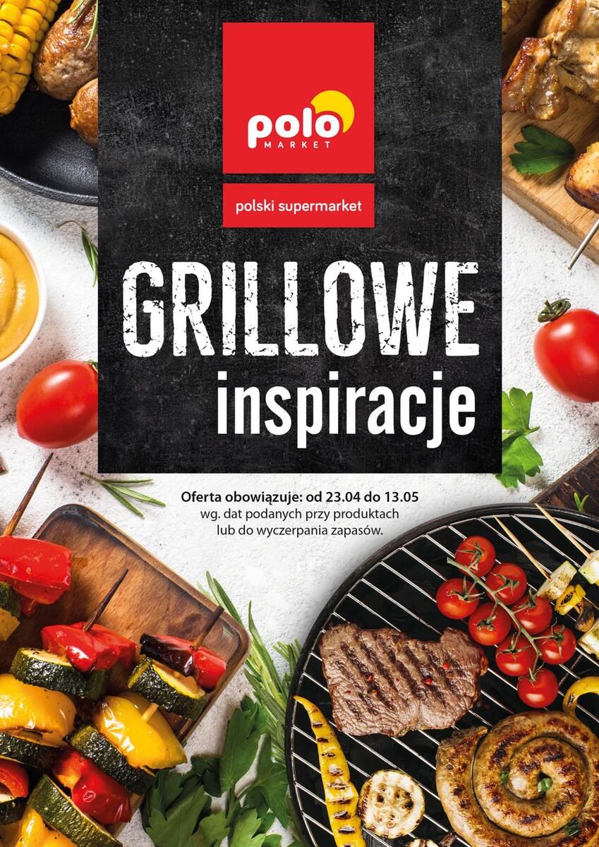 Gazetka POLOmarket - Grillowe inspiracje