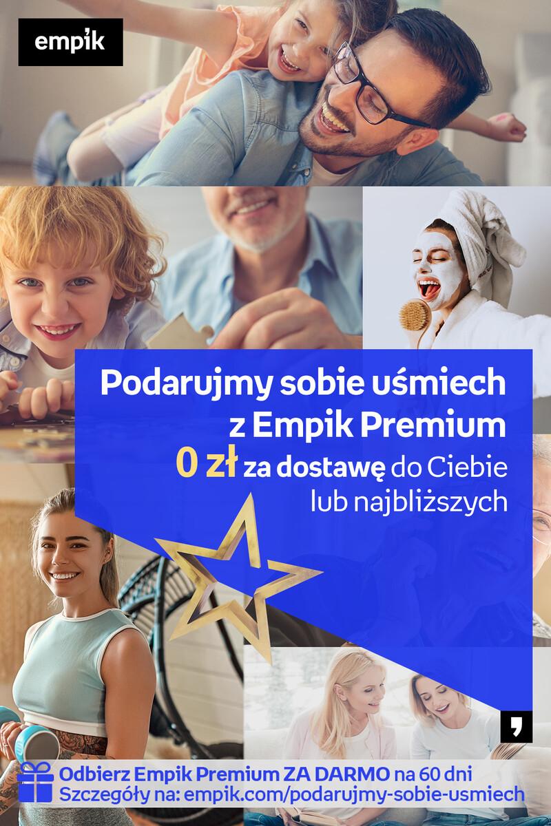 Gazetka Empik - Podarujmy sobie uśmiech. Dostawa za 0zł z Empik Premium