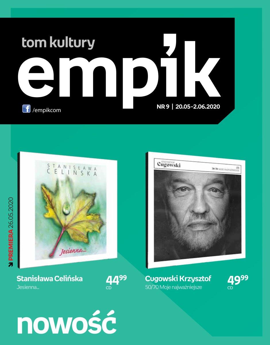 Gazetka Empik - Tom kultury - muzyka