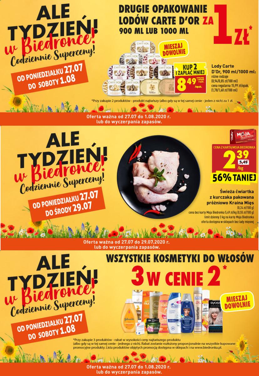 Gazetka Biedronka - Ale tydzień!