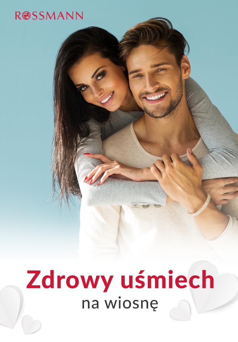 Gazetka Rossmann - Zdrowy uśmiech na wiosnę
