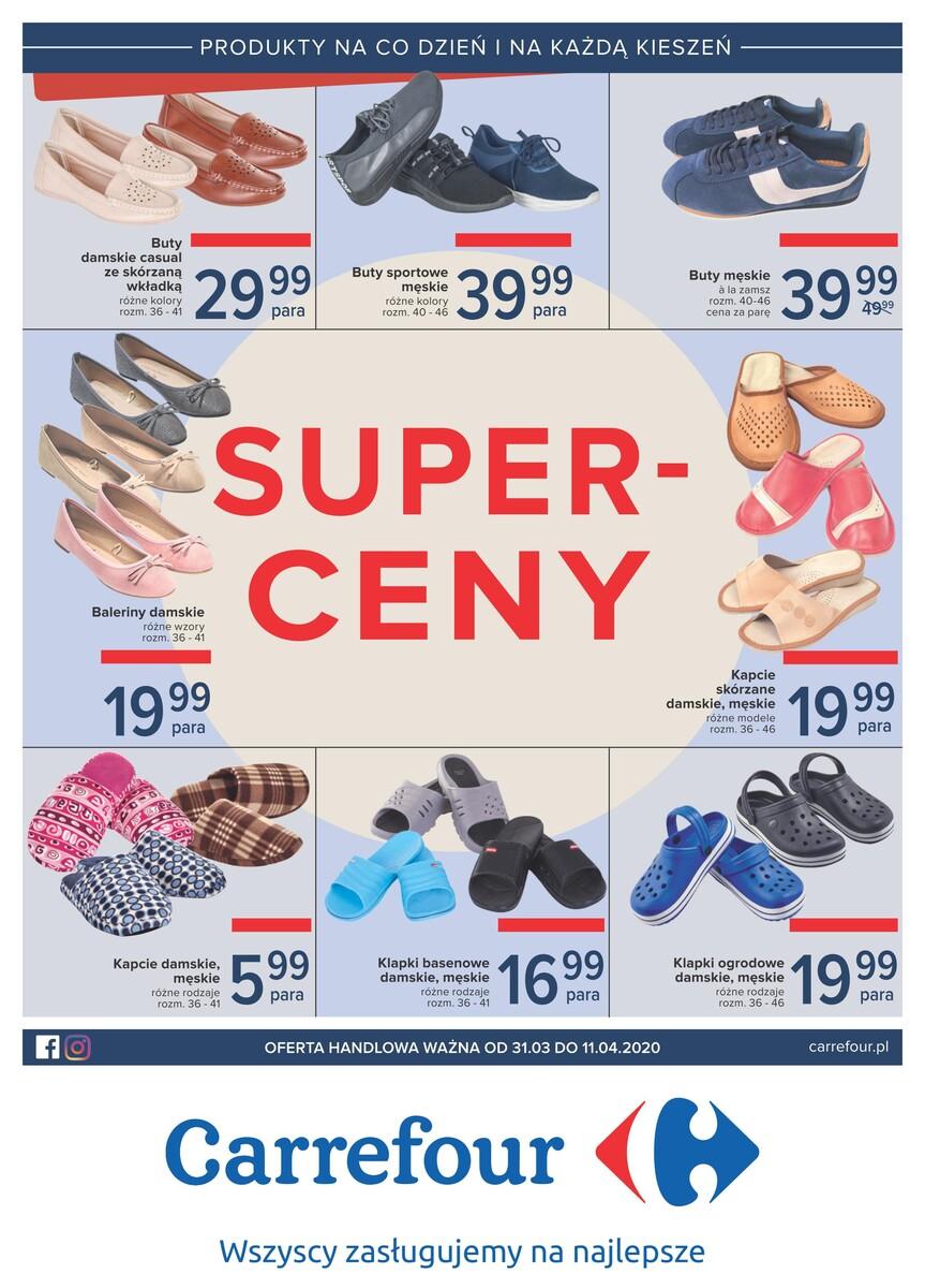 Gazetka Carrefour - Super Ceny