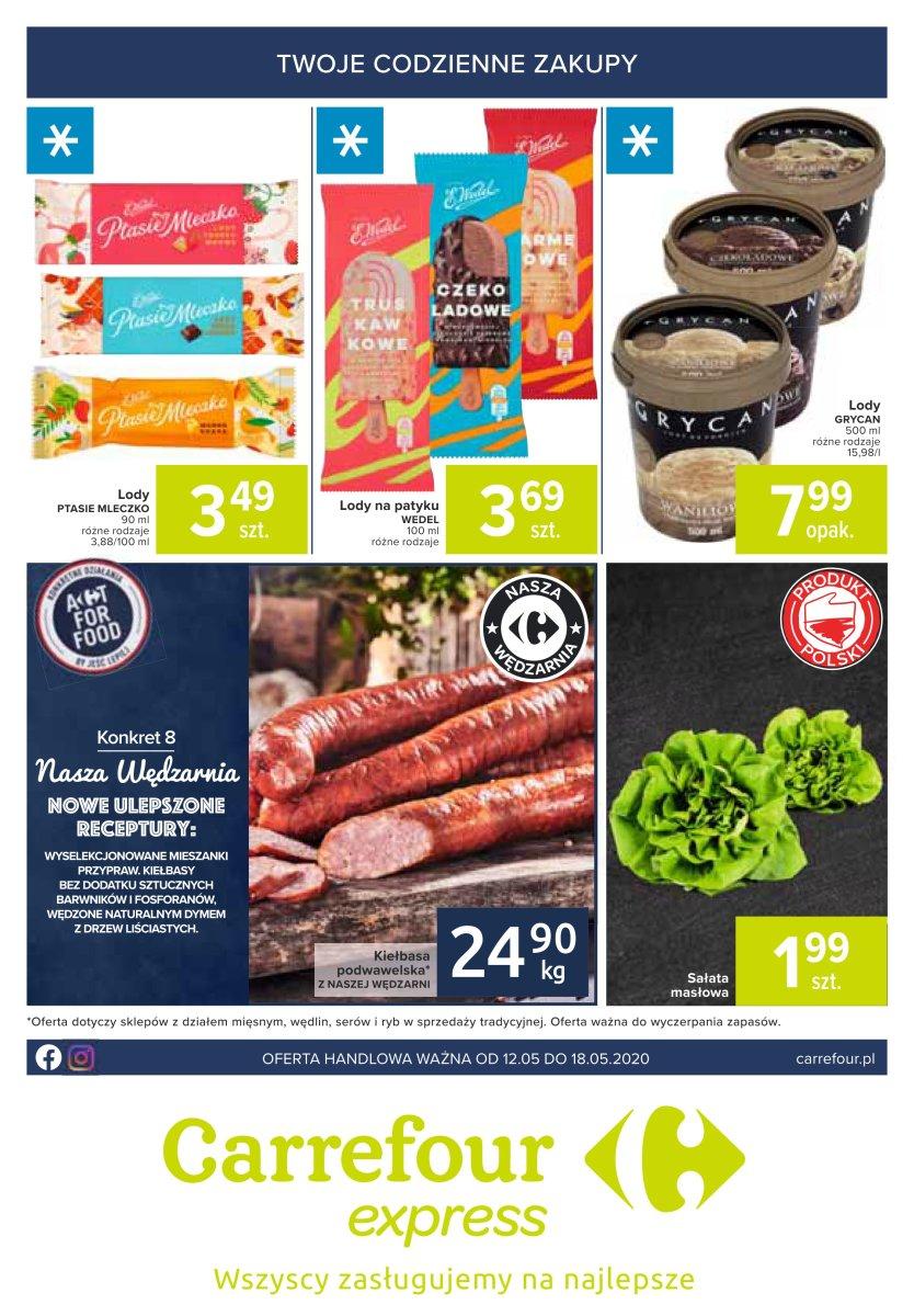 Gazetka Carrefour Express - Twoje codzienne zakupy