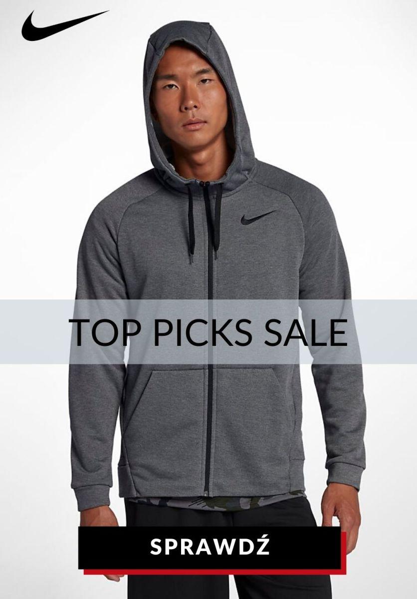 Gazetka NIKE - Do -40% Mężczyźni Top Picks Sale