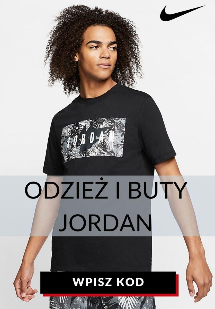 Gazetka NIKE - Odzież i buty męskie Jordan od 129,99 zł