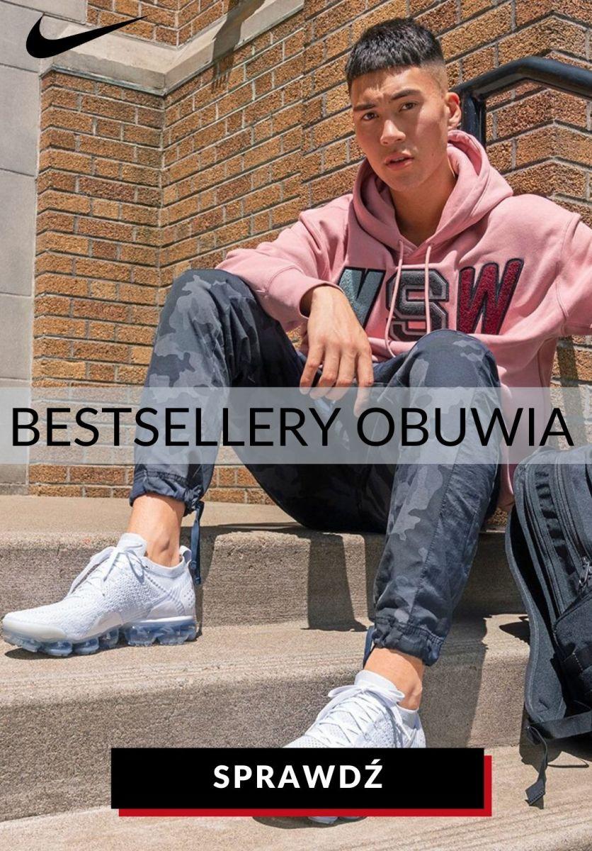 Gazetka NIKE - Bestsellery obuwia męskiego od 419,99 zł