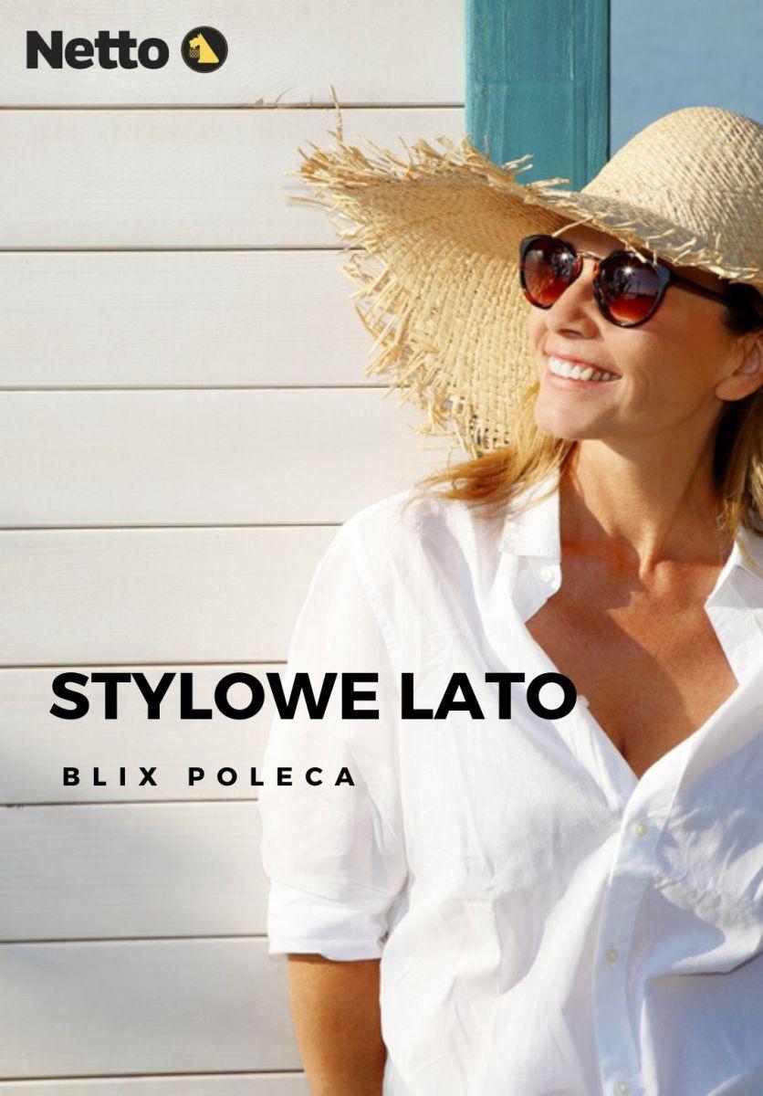 Gazetka Netto - Stylowe lato