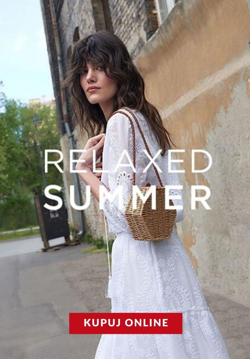 Gazetka Mohito - Od 19,99 zł kolekcja Relaxed Summer