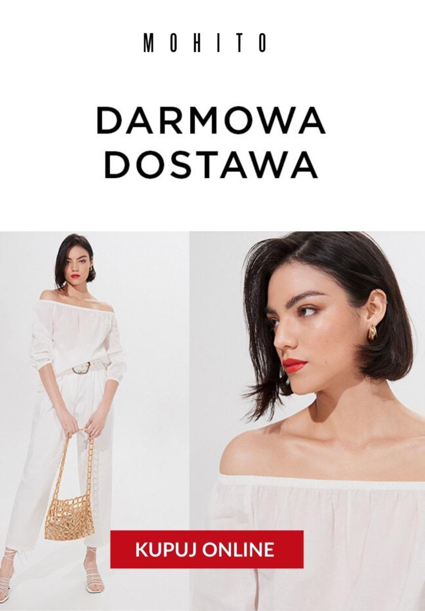 Gazetka Mohito - DARMOWA DOSTAWA bez kwoty minimalnej