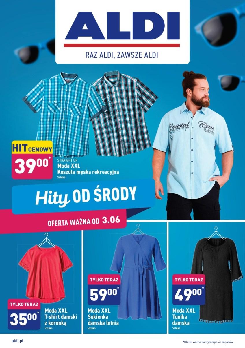Gazetka Aldi - Hity od środy 03.06